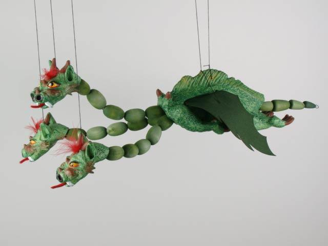 Как сделать дракона в домашних условиях