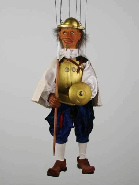 Дон Кихот декоративная марионетка