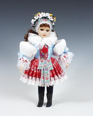 Невеста Борщице кукла