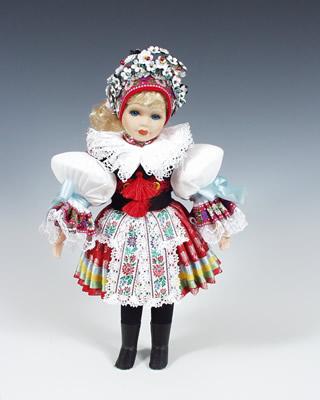Невеста Вихов кукла