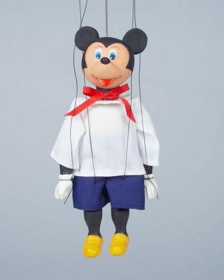 Мышка Минни марионетка