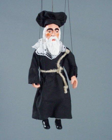 Доктор Фауст марионетка