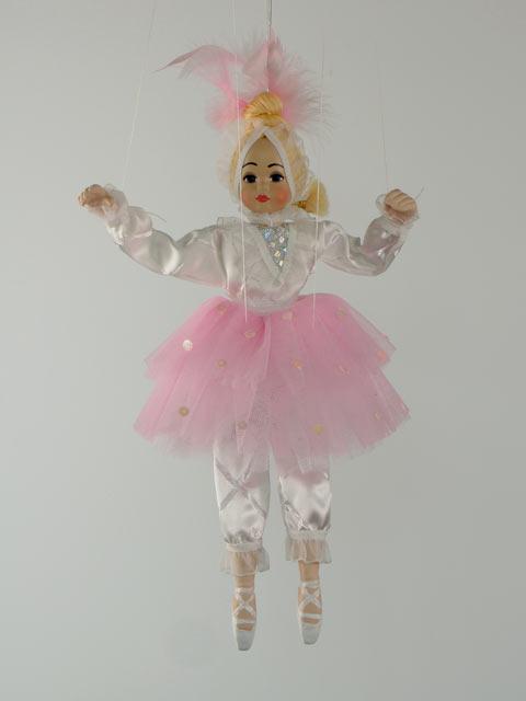 Балерина Зита декоративная марионетка