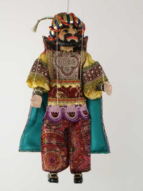 Визирь,  декоративная марионетка