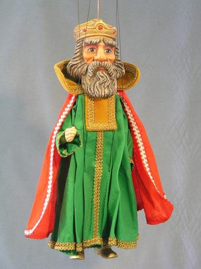 Король Густав марионетка