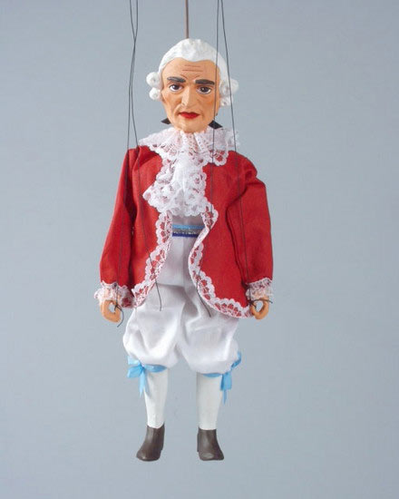 Моцарт композитор марионетка