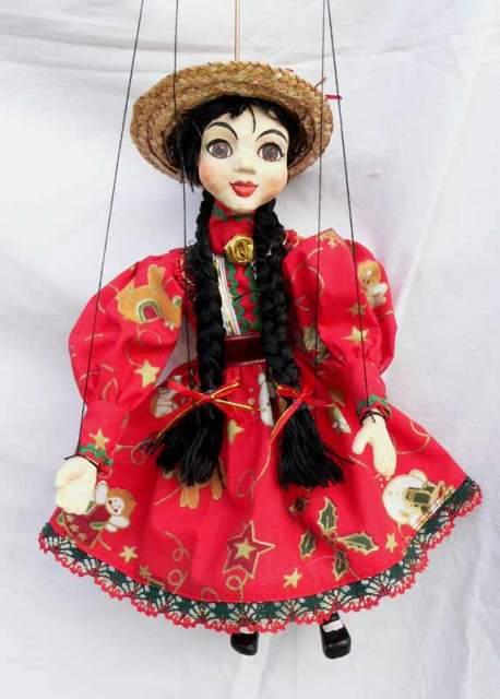 Мэри Стрип декоративная марионетка