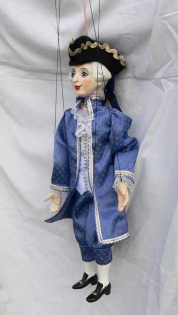 Моцарт Вольфганг декоративная марионетка