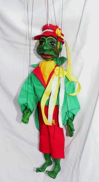 Водяной Дуремар декоративная марионетка