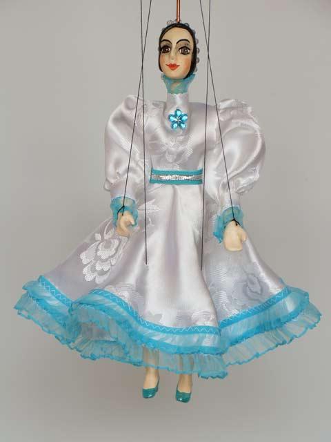 Дама Дейзи декоративная марионетка