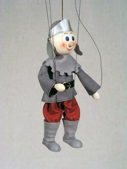 Рыцарь Уриенс деревянная марионетка