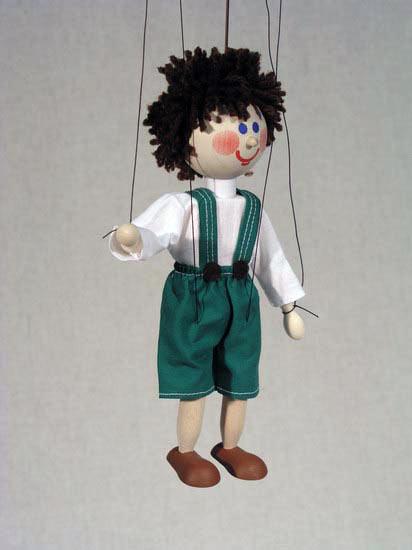 Ганс , деревянная марионетка