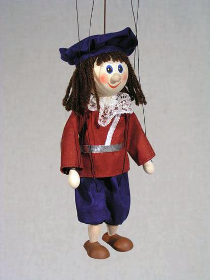 Принц Гоша деревянная марионетка