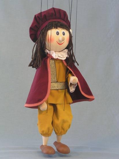 Принц Емеля деревянная марионетка