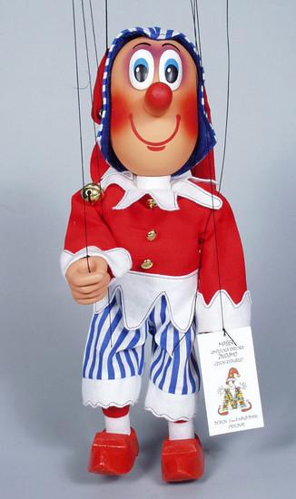Петрушка Митчелл деревянная марионетка