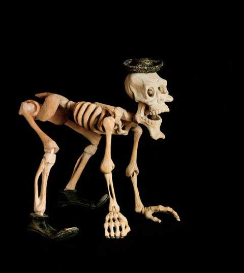 Скелет Pedro марионетка