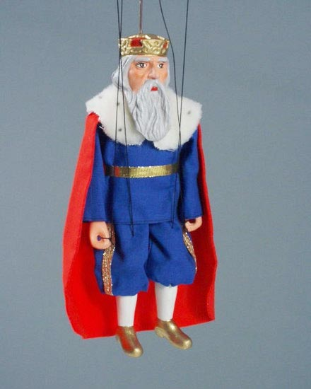 Король Альберт марионетка