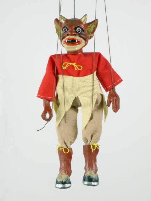 Демон Адзе марионетка
