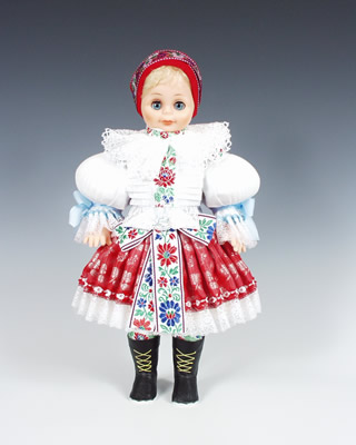 Брод кукла