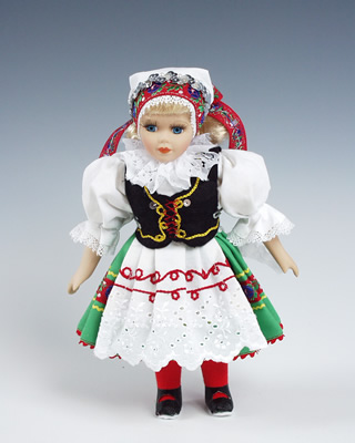 Блата кукла