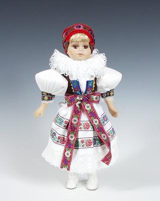 Ганачка кукла