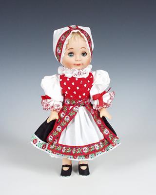 Загори кукла