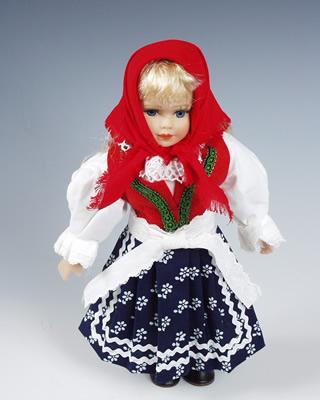 Валашка кукла