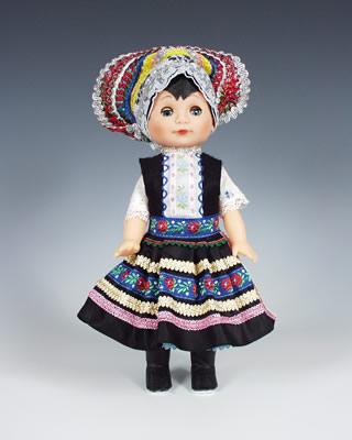 Теков кукла