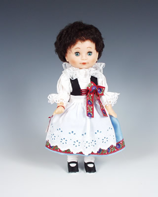 Литомысл кукла