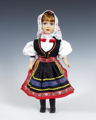 Нива кукла