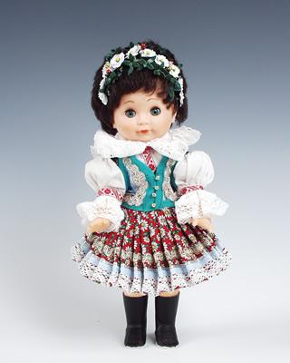 Странанка кукла