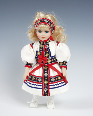Копанице кукла