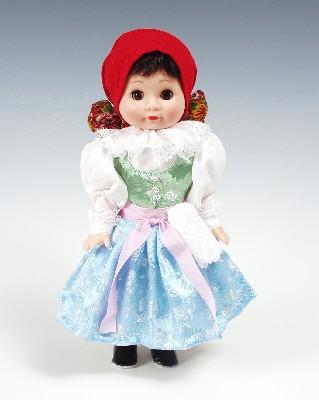 Стражничанка кукла