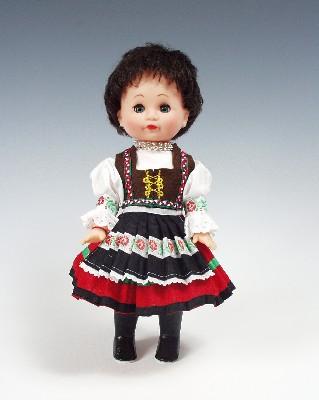 Земплинчанка кукла