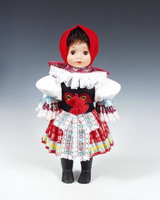 Влчнов кукла