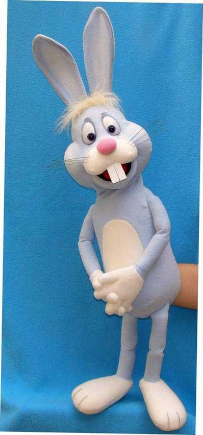Братец Кролик кукла чревовещателя