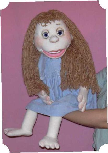 Маргарэт кукла чревовещателя