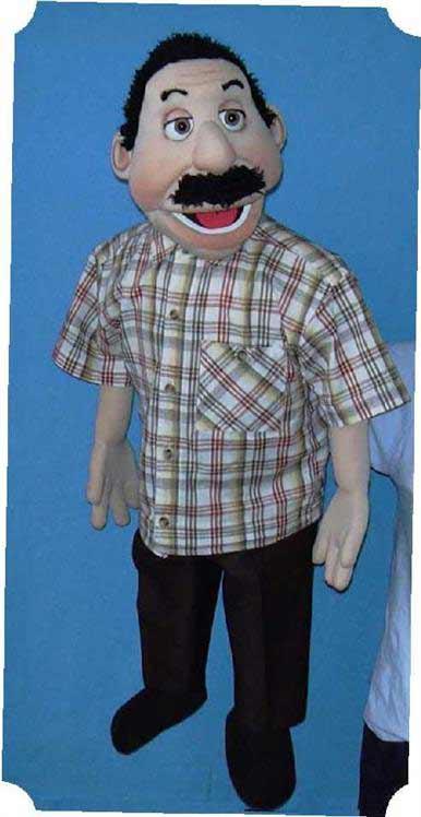 Джонн кукла чревовещателя