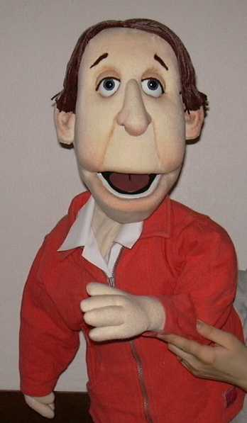 Евгений кукла чревовещателя