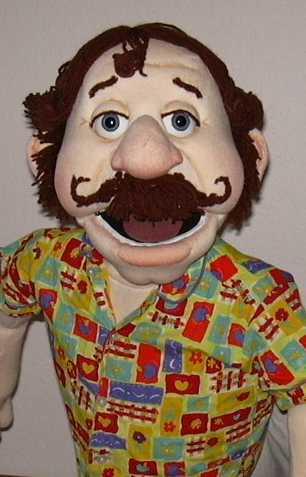 Донн кукла чревовещателя