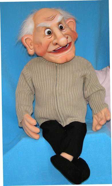 Геннадий кукла чревовещателя