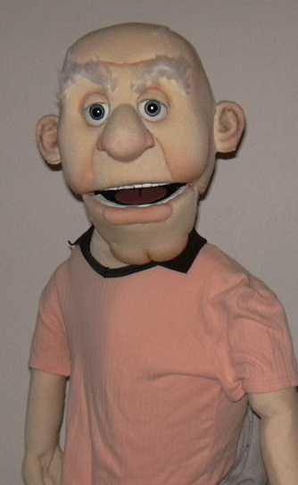 Джонс кукла чревовещателя