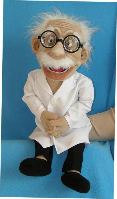 Доктор Кто кукла чревовещателя