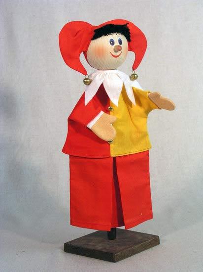 Петрушка Петр перчаточная кукла