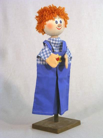 Иванушка перчаточная кукла