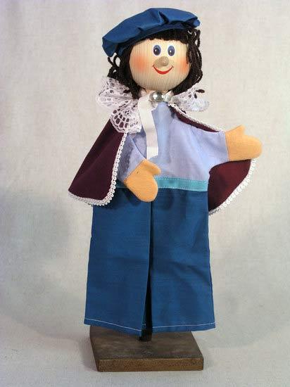 Принц Рамиро перчаточная кукла