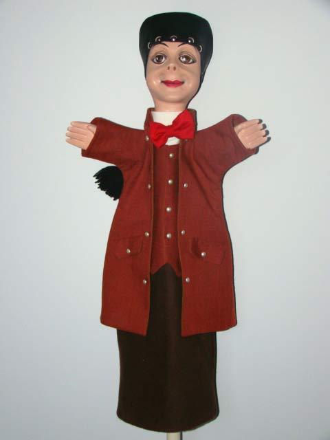 Гуигнол перчаточная кукла