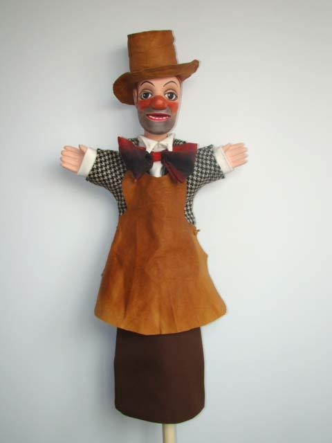 Гнафрон перчаточная кукла