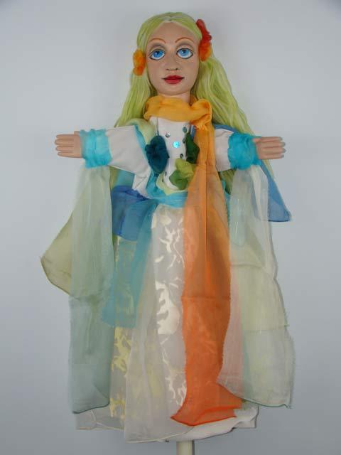 Фея , перчаточная кукла