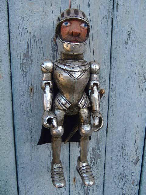 Рыцарь Персиваль марионетка